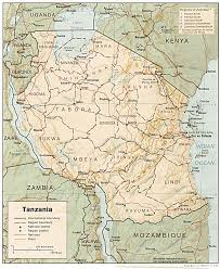 Anthem Arizona Map by Nationmaster Maps Of Tanzania 9 In Total
