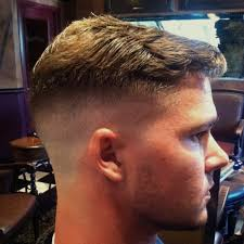 high low haircut men hairstyle trendy