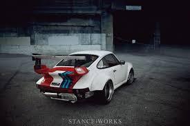 old racing porsche that 911 u2033 u2013 amir bentatou u0027s 1976 porsche 911s rwb rauh welt