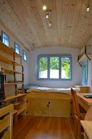 Tiny Guest House Hornby Island Caravan U0027s Tiny Home Your Next Office Or Micro Guest