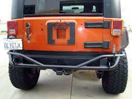 Olympic 4x4 Products Bumpers Rear Bumpers 2007 2016 Jk