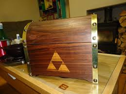 zelda treasure chest 8 steps with pictures
