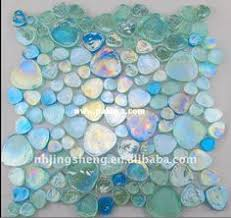 Tiles For Bathrooms Recycled Green Glass Tiles For Bathroom Floor Gorgeous And