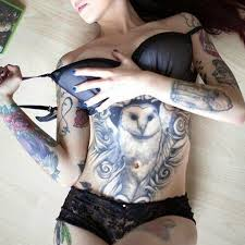 tattoo girl owl 50 best owl tattoo designs and ideas