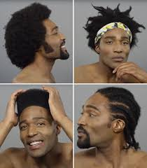 1970s Hairstyles Men by 100 Years Of Black Hair Cut Revisits Iconic Men U0027s Hairstyles
