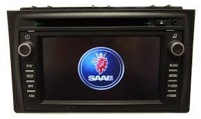 Saab 9 3 Stereo Wiring Diagram 07 08 Saab 9 3 Navigation Gps System Radio Cd Player Lcd Display