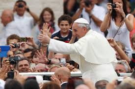 Comfortable With Uncertainty A New Way Of Being Church Pope Francis Encourages Us To Be