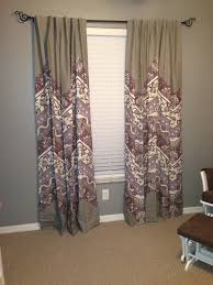 Purple Nursery Curtains by Ariana U0027s Gray And Purple Nursery Project Nursery