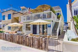 Beachfront Cottage Rental by Mission Beach Vacation Rentals Vacation Homes On Mission Beach
