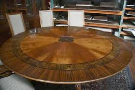 Round Dining Room Table With Leaf Round Dining Room Table With Leaf Iron Wood