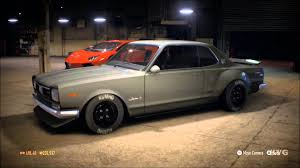 nissan skyline 2015 wallpaper need for speed 2015 nissan skyline gt r kpgc10 1971 tuning