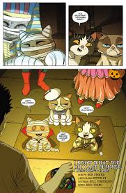 funny halloween comics