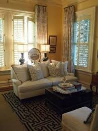 Curtains Over Blinds Updating The Windows Faux Wood Blinds Installation Horizontal