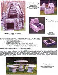 link log outdoor fireplaces u0026 barbecues