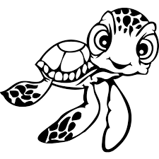 finding nemo characters coloring pages finding nemo coloring pages