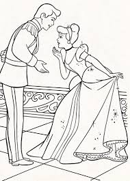 cinderella coloring pages pdf coloring pages cinderella coloring