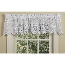 Lace Valance Curtains Lace Valances For Windows