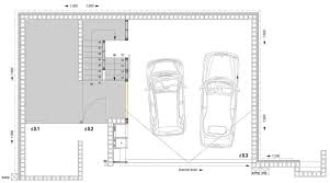 house plans walkout bat hillside