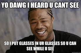 U Meme - 36 most funny glasses meme pictures and images on the internet