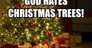 debunking christianity bible prophecy fulfilled christmas trees