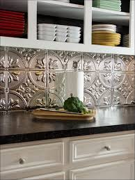 kitchen tin backsplash ideas copper backsplash home depot cheap