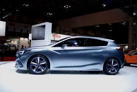 subaru forester concept subaru teases new impreza sedan concept prior to l a motor show
