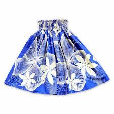 hawaiian pattern skirt pa u hula skirts in traditional designs made in hawaii lavahut