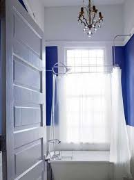 remodel small bathroom ideas with navy blue walls and small