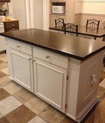 Kitchen Island Farm Table Kitchen Island With Farmhouse Table Top Do It Yourself Home