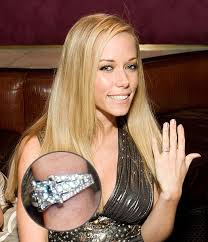 kendra wedding ring kendra wilkinson s engagement ring from hank baskett which she