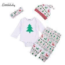 new year baby clothes new year baby clothes 4pcs set christmas baby girl boy