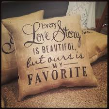 Burlap Decorative Pillows Best 25 Burlap Pillows Ideas On Pinterest Greetings For New