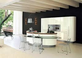cuisine avec ilot central pour manger deco maison moderne