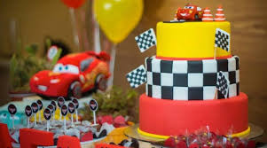 lightning mcqueen birthday cake kara s party ideas lightning mcqueen cars birthday party