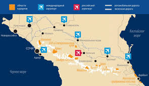 Caucasus Mountains On World Map by Ski Russia 2015 U2013 Sky High Above All Europe