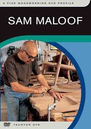 sam maloof dvd by sam maloof woodworking dvd