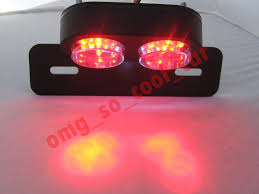 universal led tail lights universal motorcycle led tail light tl023 59 99