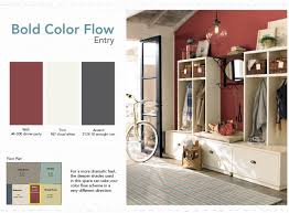 sandy at sterling property services go with the color flow