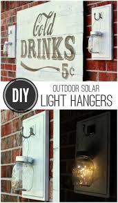 Diy Patio Lighting by 96 Best Outdoor Lighting Ideas Images On Pinterest Home Outdoor