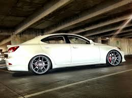 stanced lexus is250 lexus is250 teaser velgen wheels vmb5 20