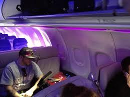 Virgin Baggage Fee Virgin America First Class Chicago U003e La U003e Sfo Trip Ro Ports
