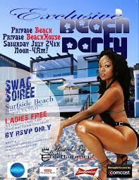 swag soiree 2010 beach party in freeport tx jul 24 2010 12 00