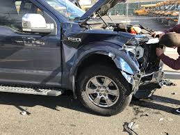 wrecked jeep cherokee wrecked my supercab today front end hit ford f150 forum