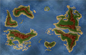 World Map Continents And Countries by World Of Hunter Hunter Hunterpedia Fandom Powered By Wikia
