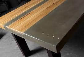 Metal Kitchen TableTop  Best Metal Tables Ideas On Pinterest - Metal kitchen table