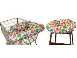 itzy ritzy shopping cart u0026 high chair cover