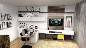 home office with tv tv in home office google search obyvak pinterest