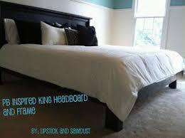 best 25 diy king bed frame ideas on pinterest king bed frame