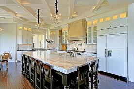 Pottery Barn Kitchen Island Traditional Kitchen With Breakfast Bar By Concept Builders Inc