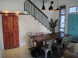 Tables Made From Doors by Sliding Barn Door Made From Discarded Wood Pallet I Couldn U0027t Get